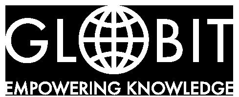 globit white logo